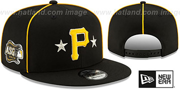 Pirates 2019 MLB ALL-STAR GAME SNAPBACK Hat by New Era