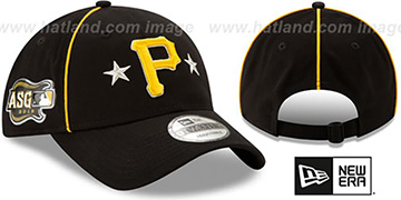 Pirates 2019 MLB ALL-STAR GAME STRAPBACK Hat by New Era