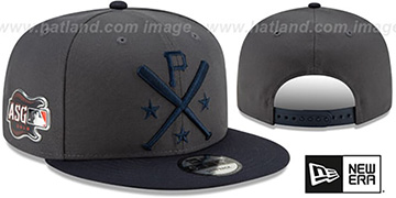 Pirates 2019 MLB ALL-STAR WORKOUT SNAPBACK Hat by New Era