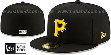 Pirates 'AC-ONFIELD ALTERNATE-2' Hat by New Era