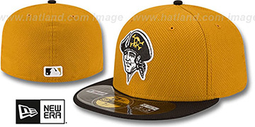 Pirates 'ALTERNATE DIAMOND-TECH BP' Hat by New Era