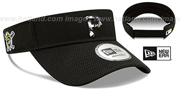 Pirates DASHMARK BP VISOR Black by New Era