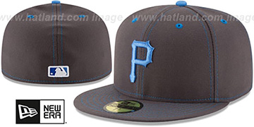 Pirates FATHERS DAY Fitted Hat by New Era