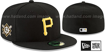 Pirates JACKIE ROBINSON GAME Hat by New Era