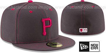 Pirates 'MOTHERS DAY' Fitted Hat by New Era