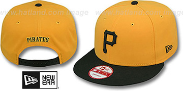 Pirates REPLICA ALTERNATE-2 SNAPBACK Hat by New Era