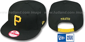 Pirates 'REPLICA GAME SNAPBACK' Hat by New Era