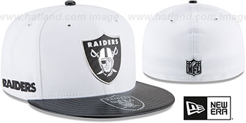 Raiders '2017 ONSTAGE' Fitted Hat by New Era
