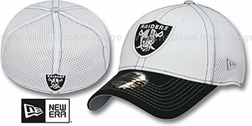 Raiders 'BLITZ NEO FLEX' Hat by New Era