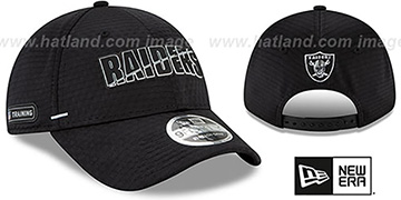 Raiders COACHES TRAINING SNAPBACK Hat by New Era