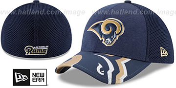 Rams '2017 NFL ONSTAGE FLEX' Hat by New Era