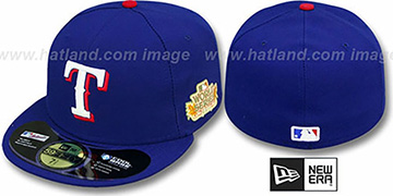 Rangers 2011 'WORLD SERIES GAME' Hat by New Era
