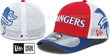 Rangers 2013 CLUBHOUSE 39THIRTY Flex Hat by New Era