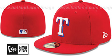 Rangers '2017 ONFIELD ALTERNATE' Hat by New Era