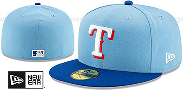 Rangers 'AC-ONFIELD ALTERNATE-2' Hat by New Era