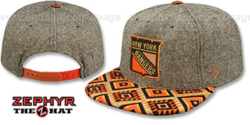 Rangers 'DREAM CATCHER SNAPBACK' Hat by Zephyr