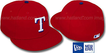 Rangers 'PERFORMANCE ALTERNATE' Hat by New Era