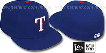 Rangers 'PERFORMANCE GAME' Hat by New Era