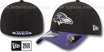Ravens 2015 NFL DRAFT FLEX  Hat by New Era