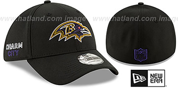 Ravens 2020 NFL VIRTUAL DRAFT FLEX  Hat by New Era