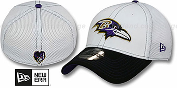 Ravens BLITZ NEO FLEX Hat by New Era