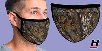 REALTREE CAMO Washable Fashion Mask by Hatland.com