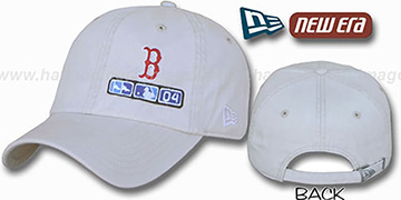 Red Sox 2004 World Series Flawless Hat by New Era