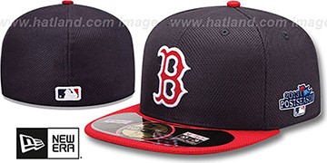 Red Sox 2013 POSTSEASON DIAMOND-TECH Hat by New Era
