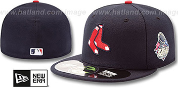 Red Sox '2013 WORLD SERIES' ALTERNATE Hat by New Era