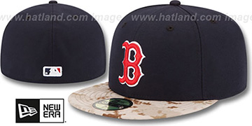 Red Sox '2015 STARS N STRIPES' Fitted Hat by New Era