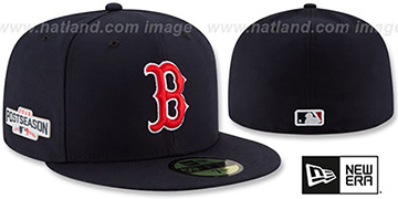 Red Sox 2016 PLAYOFF GAME Hat by New Era