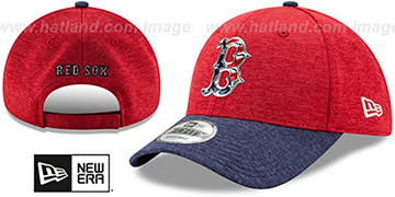Red Sox '2017 JULY 4TH STARS N STRIPES STRAPBACK' Hat by New Era