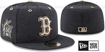Red Sox '2017 MLB ALL-STAR GAME' Fitted Hat by New Era