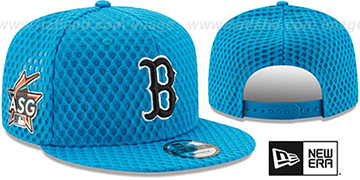 Red Sox '2017 MLB HOME RUN DERBY SNAPBACK' Blue Hat by New Era