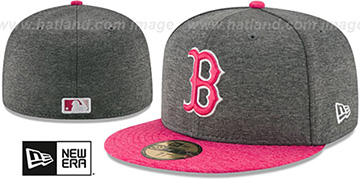 Red Sox '2017 MOTHERS DAY' Fitted Hat by New Era
