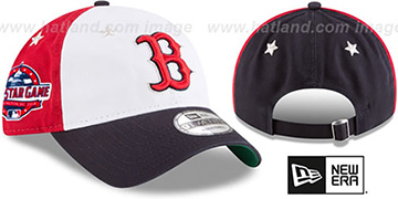 Red Sox '2018 MLB ALL-STAR GAME STRAPBACK' Hat by New Era