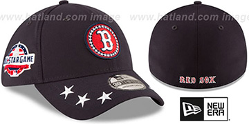 Red Sox 2018 MLB ALL-STAR WORKOUT FLEX Hat by New Era