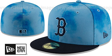 Red Sox 2019 FATHERS DAY Fitted Hat by New Era