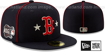 Red Sox 2019 MLB ALL-STAR GAME Fitted Hat by New Era
