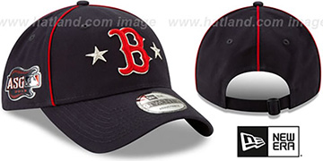 Red Sox 2019 MLB ALL-STAR GAME STRAPBACK Hat by New Era