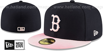 Red Sox 2019 MOTHERS DAY Fitted Hat by New Era