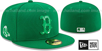 Red Sox 2020 ST PATRICKS DAY Fitted Hat by New Era
