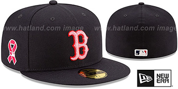Red Sox '2021 MOTHERS DAY' Fitted Hat by New Era