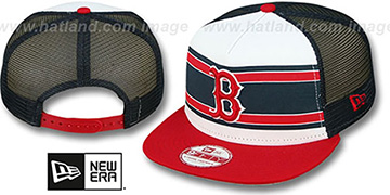 Red Sox 'BAND-SLAP SNAPBACK' Hat by New Era