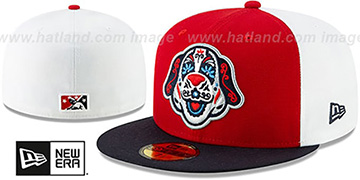 Red Sox COPA Red-White-Navy Fitted Hat by New Era