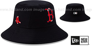 Red Sox DASHMARK BP BUCKET Hat by New Era