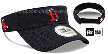 Red Sox DASHMARK BP VISOR Navy by New Era