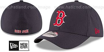 Red Sox 'DIAMOND ERA CLASSIC' Flex Hat by New Era