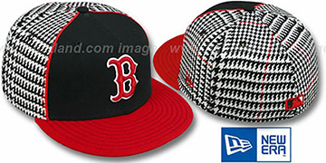 Red Sox 'HOUND DOG' Fitted Hat by New Era