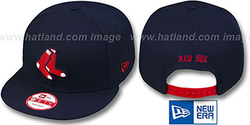 Red Sox 'REPLICA ALTERNATE SNAPBACK' Hat by New Era